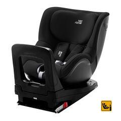 Autostoel Dualfix i-Size groep 0+/1 - Cosmos Black