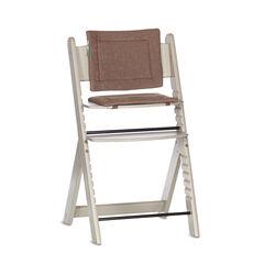 Coussin réducteur pour chaise évolutive - Brun-taupe