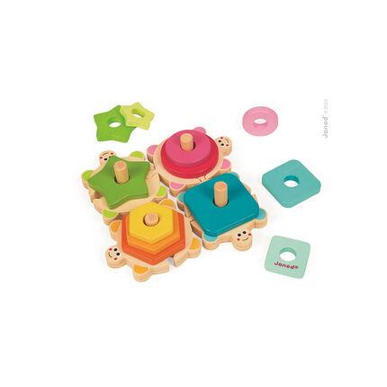Puzzle 1er age tortue