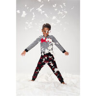 Pyjama van fleece met print ©Warner Batman
