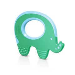 Anneau de dentition éléphant - Vert