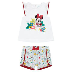 Ensemble en jersey et molleton léger Disney print Minnie