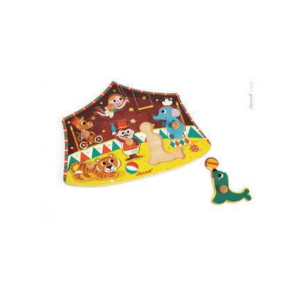 Puzzle 1er age Cirque