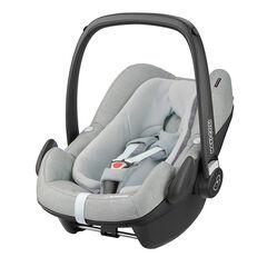 Autostoel Pebble Plus groep 0+ - Grey