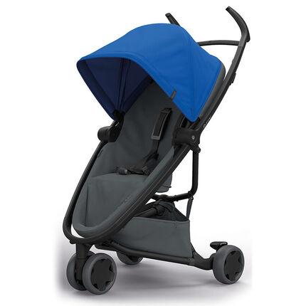 Buggy Zapp Flex - Blue on graphite
