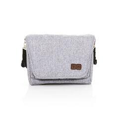 Luiertas - Graphite grey