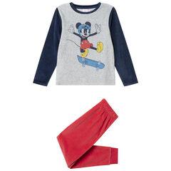 Pyjama en velours print Mickey Disney , Orchestra