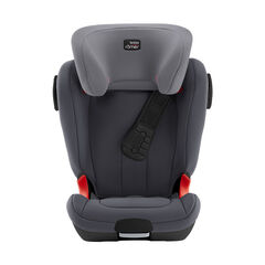 Siège-auto isofix Kidfix XP SICT groupe 2/3 Black Series - Storm Grey