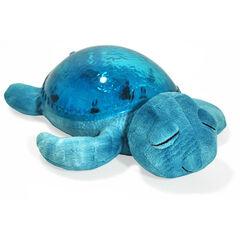 Nachtlamp knuffel Tranquil Turtle - Aqua