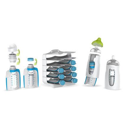 Kit d'allaitement Twist complet pour tire-lait