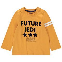 T-shirt manches longues en jersey avec message Star Wars printé