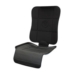 Zetelbeschermer 2 stage - Zwart/grijs