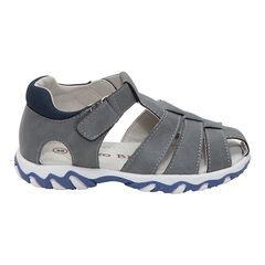Sandalen met riem met klittenbandsluiting