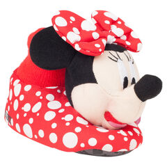 Pantoffels met stippen Minnie Disney