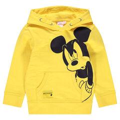 Sweat à capuche avec print Disney Mickey