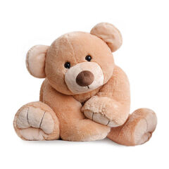 Knuffel Gros'Ours 90cm - Honing