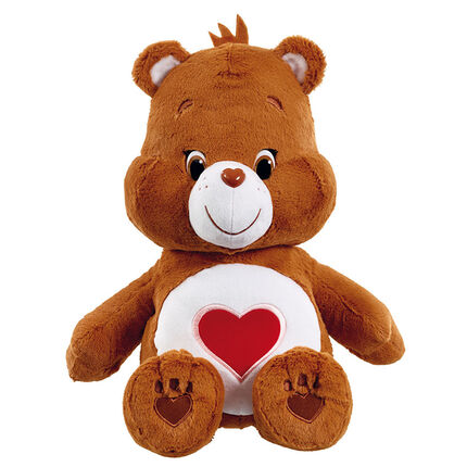603ac05c5ebb9 Grandes peluches Bisounours - 50 cm - Orchestra BE