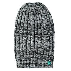 Bonnet en tricot forme loose