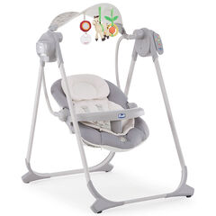 Swing Polly Swing Up - Silver , Chicco