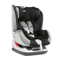 Autostoel Seat-Up groep 0+/1/2 - Polar Silver limited edition