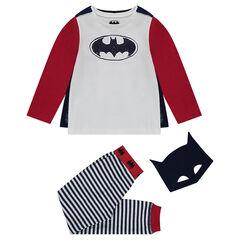 Verkleedpyjama van ©Warner Batman inclusief masker