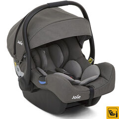 Autostoel i-Gemm i-Size - Foggy Grey