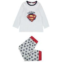 Pyjama en jersey print Superman
