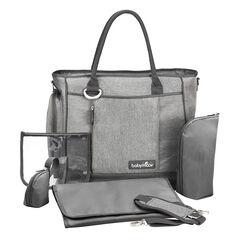 Luiertas Essential Bag - Smokey