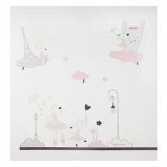 Muur Sticker - Lilibelle