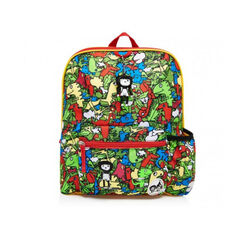 Grand sac à dos Zip & Zoe 0-3 ans - Dylan Dino
