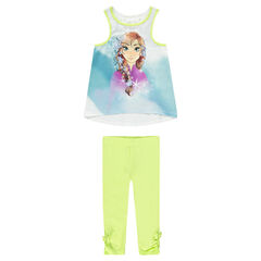 Ensemble de plage print Disney La Reine des Neiges