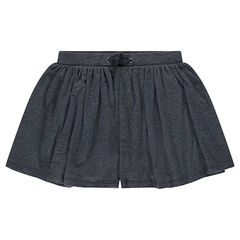 Junior - Short forme jupe en jersey