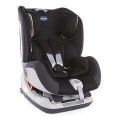 Siège-auto Seat-Up 012 isofix groupe 0+/1/2 - Jet black
