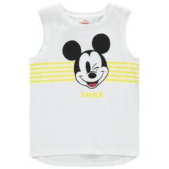 Débardeur en coton bio print Mickey Disney , Orchestra