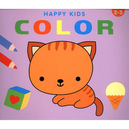 Boek Happy Kids