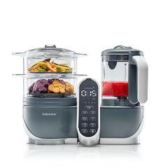 Keukenrobot Nutribaby+ - Loft Grey