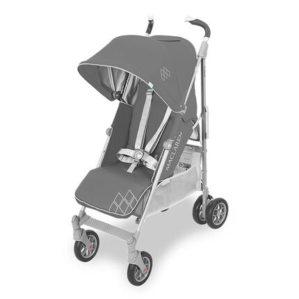 Buggy Techno XT - Charcoal/silver
