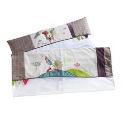 Parure de lit + taie d'oreiller - Tinoo