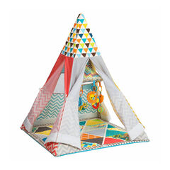 Tipi en speelkleed  – Grow-With-Me Playtime