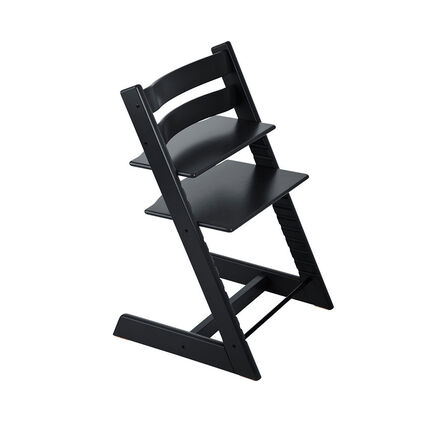 Kinderstoel Tripp Trapp - Black