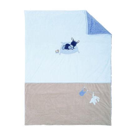 Couverture 100 x 135 cm - Alex & Bibou