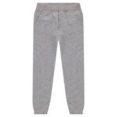 Pantalon de jogging en molleton fantaisie