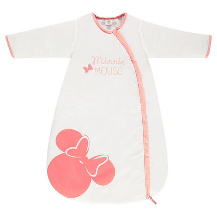 Slaapzak van Disney's Minnie met afneembare mouwen