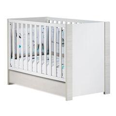 Bed Opale Blanc zonder decor - 60 x 120 cm