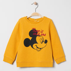 Sweat en molleton fantaisie print Mickey Disney , Orchestra