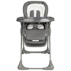 Chaise haute réglable Jude 0+ - Gris , Prémaman