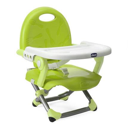 Rehausseur de chaise Pocket Snack - Lime