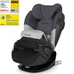 Siège-auto isofix Pallas M-fix Groupe 1/2/3 - Gray Rabbit