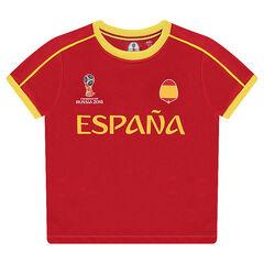 Tee-shirt manches courtes print ESPAÑA - 2018 FIFA WORLD CUP RUSSIA™