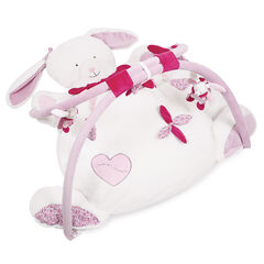 Tapis d'éveil - Cerise le lapin